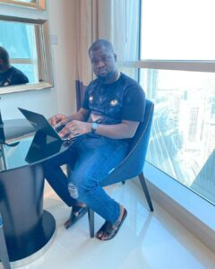 Makinde Azeez Biography (Net Worth, Education, Naijaloaded Ceo)