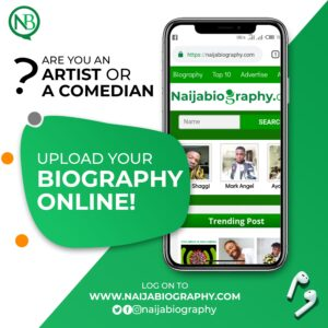 upload your biography