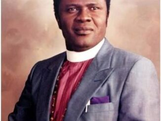 Benson Idahosa Biography